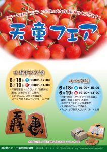 天童フェア2016春