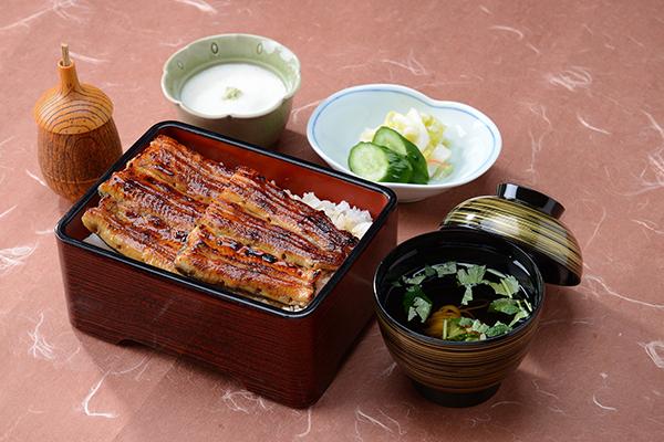 うなぎ川魚料理 三浦柳