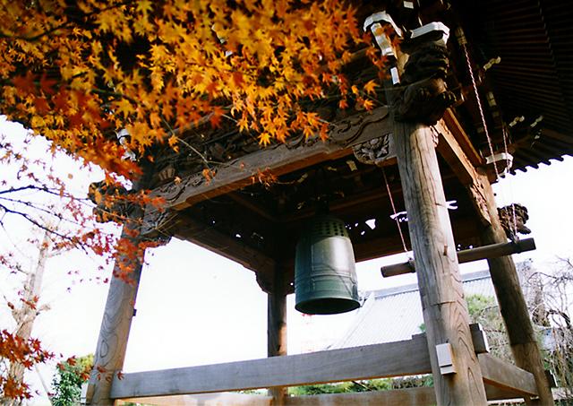 等覺寺(銅鐘)