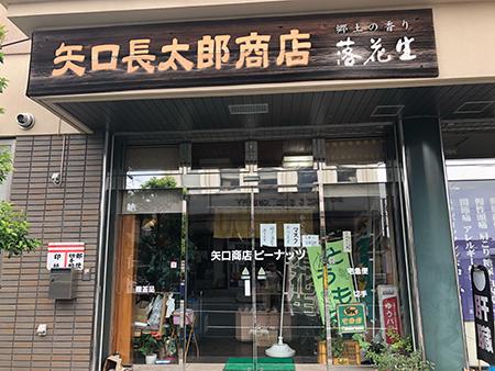 矢口長太郎商店